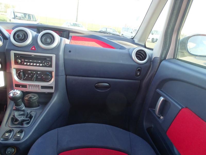 Photo 12 de l'offre de PEUGEOT 1007 1.4 HDI TRENDY à 4990€ chez International Auto Auneau