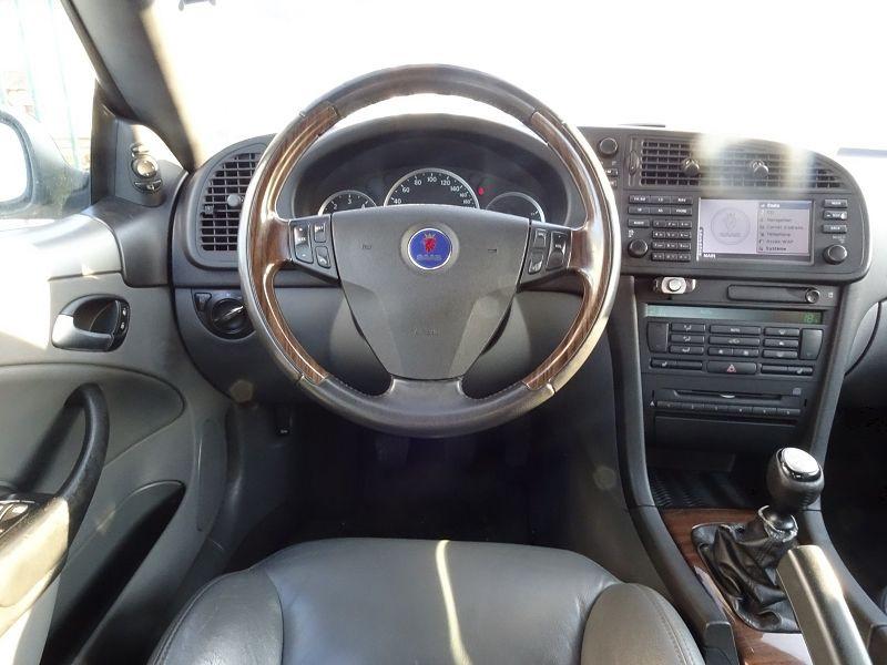 Photo 9 de l'offre de SAAB 9-3 CABRIOLET 1.9 TID150 VECTOR à 9890€ chez International Auto Auneau