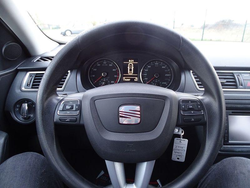 Photo 7 de l'offre de SEAT TOLEDO 1.2 TSI 105CH REFERENCE à 8490€ chez International Auto Auneau