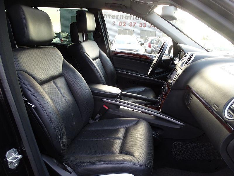 Photo 20 de l'offre de MERCEDES-BENZ CLASSE GL (X164) 500 PACK LUXE 7PL à 24990€ chez International Auto Auneau