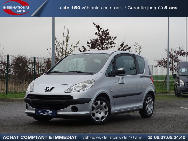 Peugeot 1007 1.4 HDI TRENDY Diesel GRIS Occasion à vendre