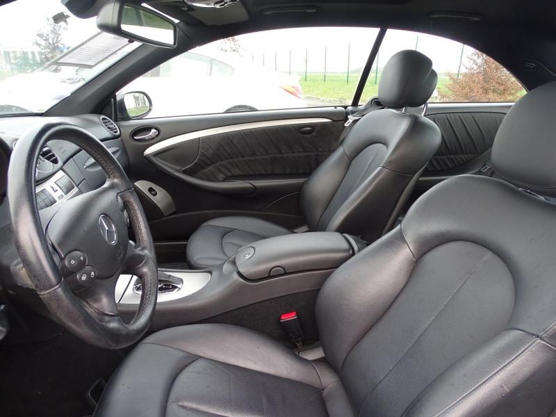 Photo 3 de l'offre de MERCEDES-BENZ CLASSE CLK (C209) 320 CDI AVANTGARDE 7GTRO à 9890€ chez International Auto Auneau