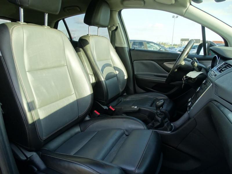 Photo 8 de l'offre de OPEL MOKKA 1.7 CDTI 130CH COSMO ECOFLEX START&STOP 4X4 à 11390€ chez International Auto Auneau