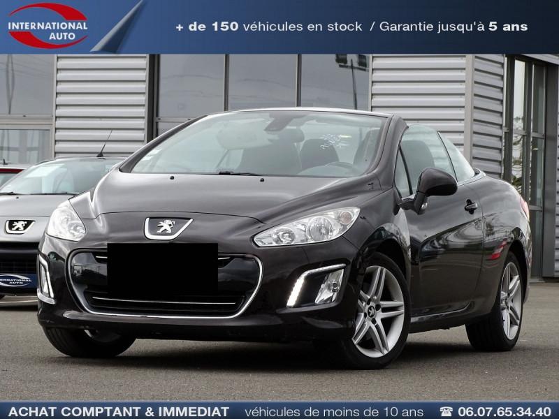 Peugeot 308 CC 2.0 HDI FAP SPORT PACK Diesel NOIR Occasion à vendre