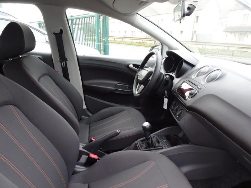 Photo 5 de l'offre de SEAT IBIZA 1.2 TDI75 FAP PREFERENCE 5P à 6290€ chez International Auto Auneau