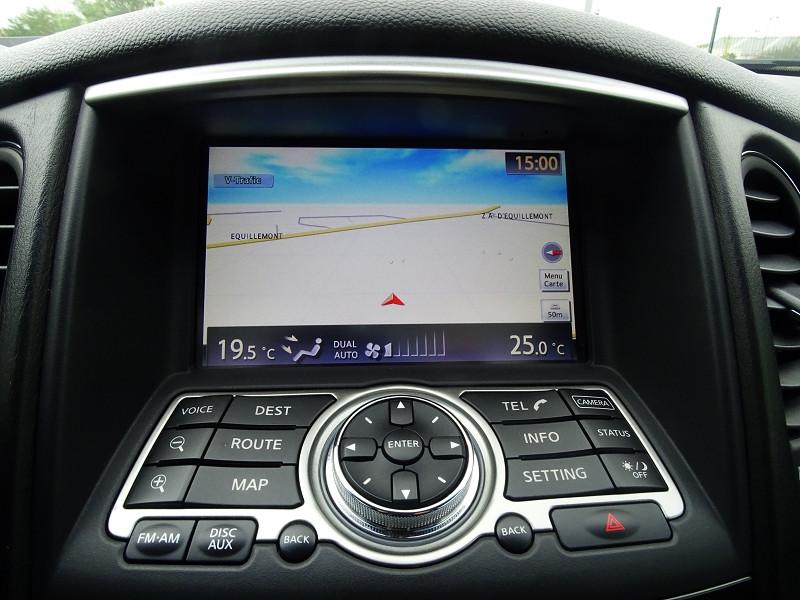 Photo 7 de l'offre de INFINITI EX 37 GT BA à 15990€ chez International Auto Auneau