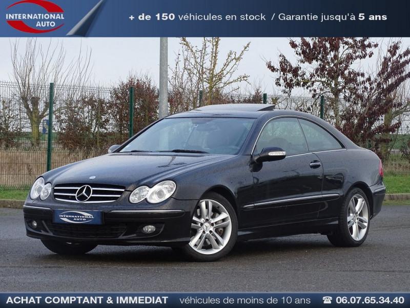 Photo 1 de l'offre de MERCEDES-BENZ CLASSE CLK (C209) 320 CDI AVANTGARDE 7GTRO à 9890€ chez International Auto Auneau