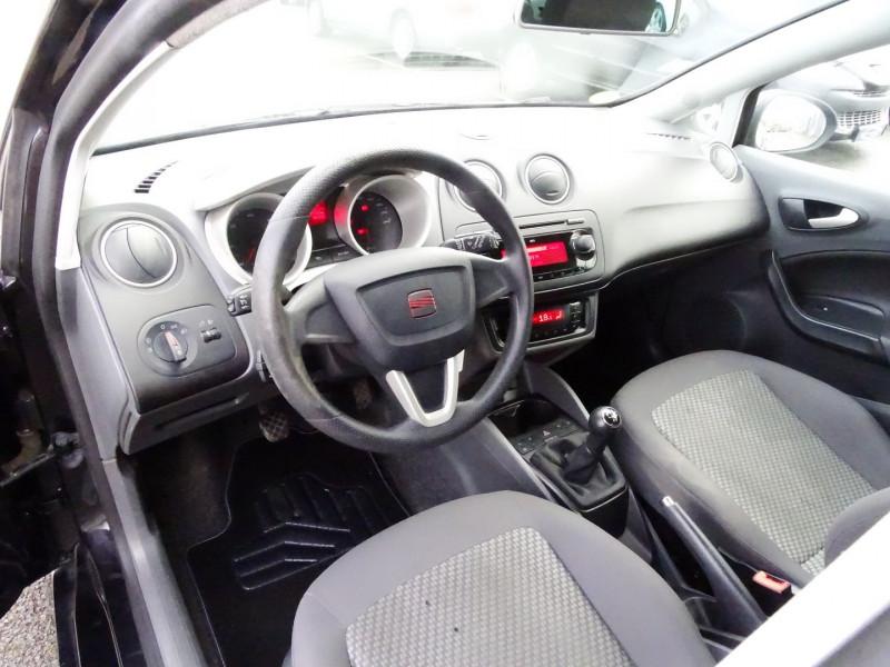 Photo 6 de l'offre de SEAT IBIZA 1.6 TDI90 FAP STYLE 5P à 6790€ chez International Auto Auneau