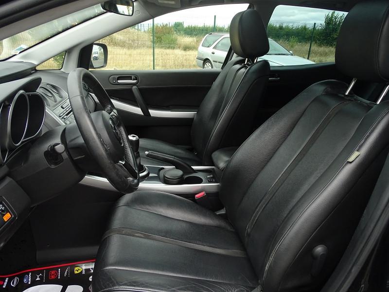 Photo 3 de l'offre de MAZDA CX-7 2.3 MZR DISI TURBO à 7990€ chez International Auto Auneau