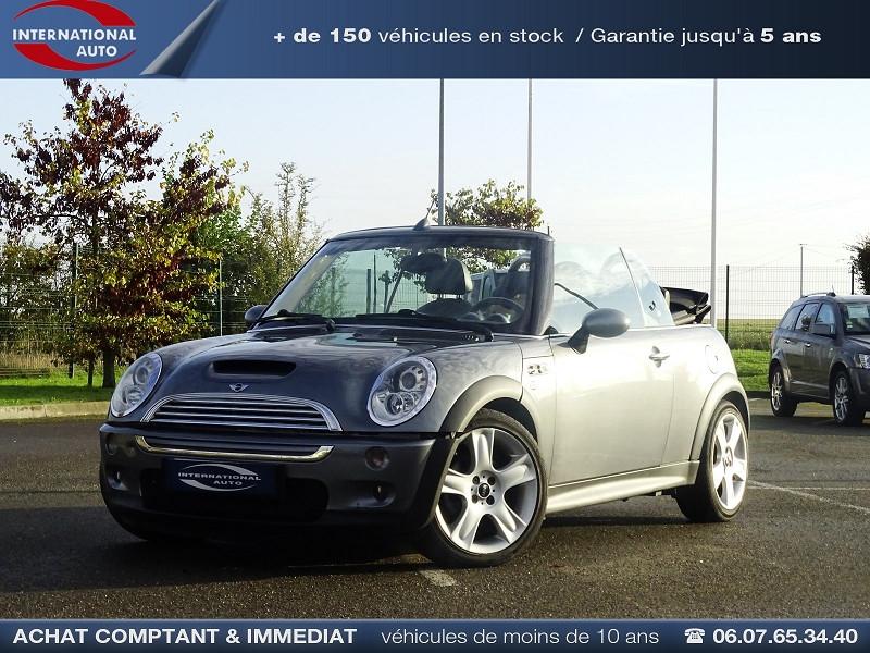 Photo 1 de l'offre de MINI CABRIO COOPER S 170CH SIDEWALK à 9890€ chez International Auto Auneau