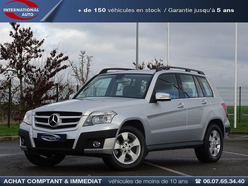Mercedes-Benz CLASSE GLK (X204) 320 CDI 4 MATIC Diesel GRIS C Occasion à vendre