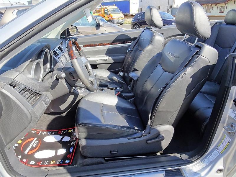 Photo 5 de l'offre de CHRYSLER SEBRING CABRIOLET 2.0 CRD LIMITED TOIT RIGIDE à 8690€ chez International Auto Auneau