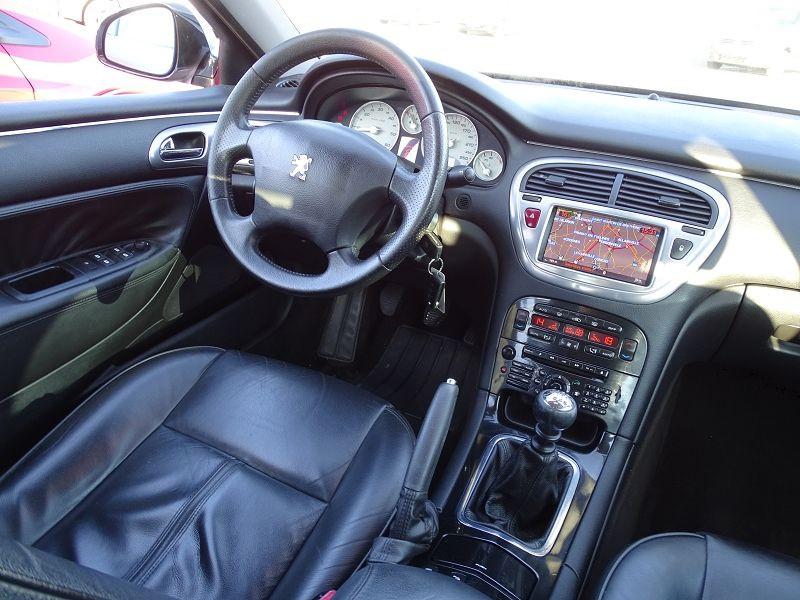 Photo 16 de l'offre de PEUGEOT 607 2.0 HDI136 FELINE FAP à 6790€ chez International Auto Auneau