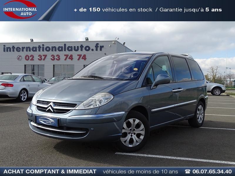 Photo 1 de l'offre de CITROEN C8 2.0 HDI138 AIRPLAY 7 PLACES à 6790€ chez International Auto Auneau
