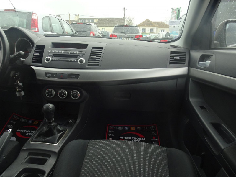 Photo 7 de l'offre de MITSUBISHI LANCER 2.0 DI-D INTENSE 4P à 7490€ chez International Auto Auneau