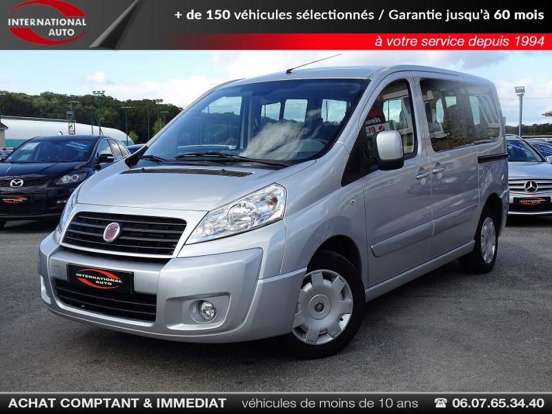 Photo 1 de l'offre de FIAT SCUDO PANORAMA CH1 1.6 MULTIJET 16V 8/9 PLACES à 11990€ chez International Auto Auneau