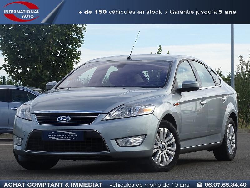 Ford MONDEO 1.8 TDCI 125CH GHIA 5P Diesel GRIS F Occasion à vendre