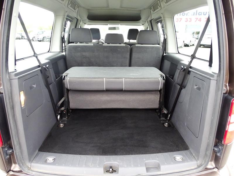 Photo 5 de l'offre de VOLKSWAGEN CADDY MAXI 1.6 TDI 102CH FAP TRENDLINE DSG7 à 12990€ chez International Auto Auneau
