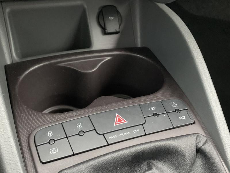 Photo 14 de l'offre de SEAT IBIZA 1.2 TDI75 FAP PREFERENCE 5P à 6290€ chez International Auto Auneau