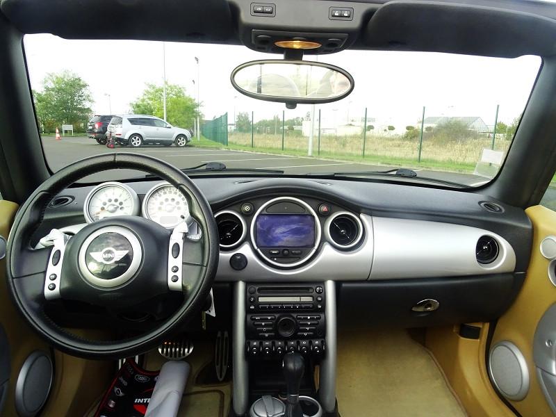Photo 14 de l'offre de MINI CABRIO COOPER S 170CH SIDEWALK à 9890€ chez International Auto Auneau