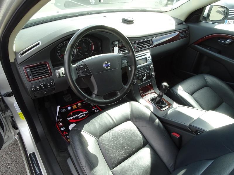 Photo 5 de l'offre de VOLVO S80 2.0 D 136CH MOMENTUM à 8490€ chez International Auto Auneau