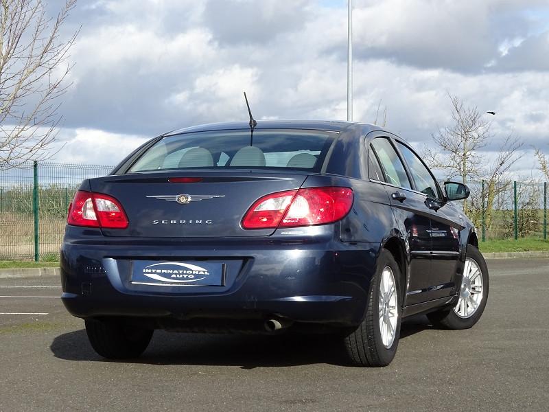 Photo 2 de l'offre de CHRYSLER SEBRING 2.0 CRD TOURING à 6790€ chez International Auto Auneau