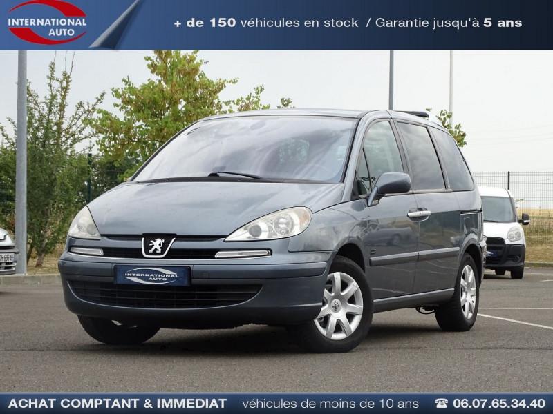 Peugeot 807 2.0 HDI136 NORWEST FAP Diesel GRIS Occasion à vendre