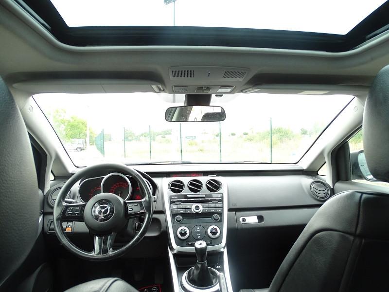 Photo 14 de l'offre de MAZDA CX-7 2.3 MZR DISI TURBO à 7990€ chez International Auto Auneau