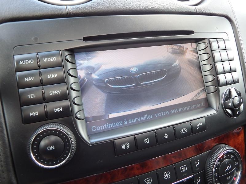 Photo 18 de l'offre de MERCEDES-BENZ CLASSE GL (X164) 500 PACK LUXE 7PL à 24990€ chez International Auto Auneau