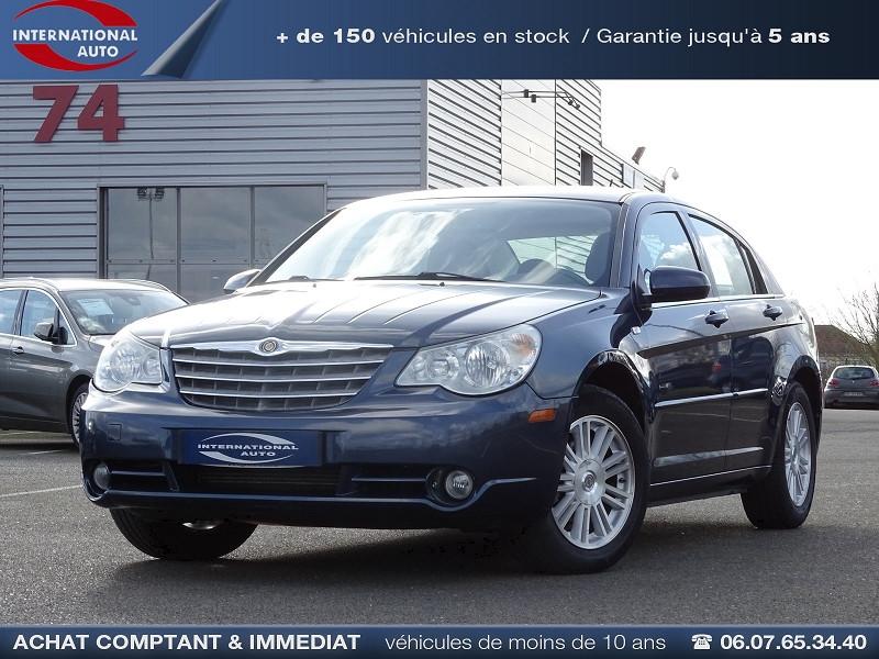 Chrysler SEBRING 2.0 CRD TOURING Diesel BLEU F Occasion à vendre