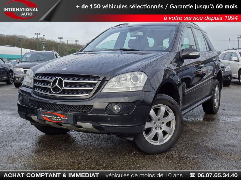 Photo 1 de l'offre de MERCEDES-BENZ CLASSE ML (W164) 280 CDI PACK LUXE à 10590€ chez International Auto Auneau