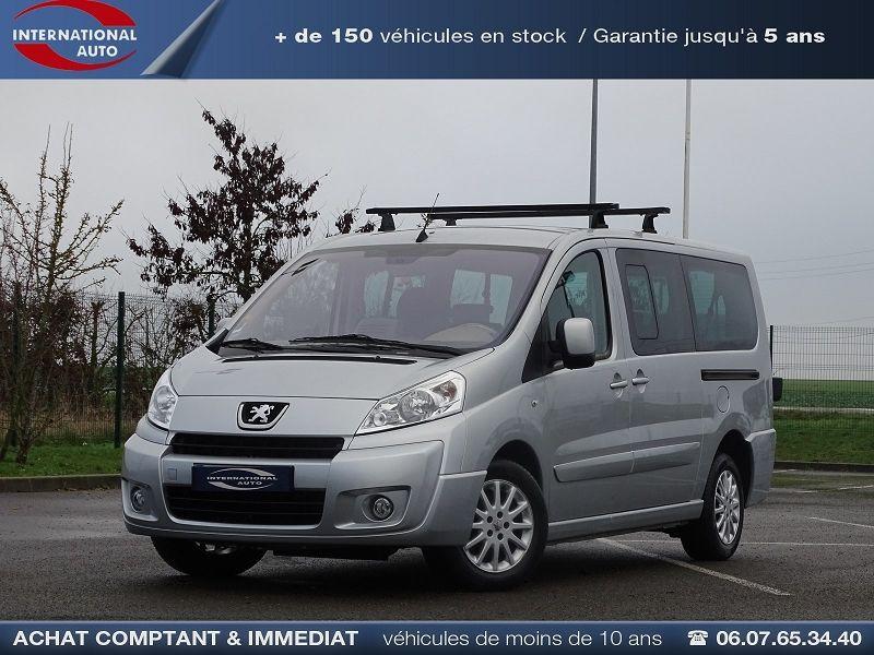 Peugeot EXPERT TEPEE 2.0 HDI140 FAP PREMIUM LONG 8PL Diesel GRIS C Occasion à vendre