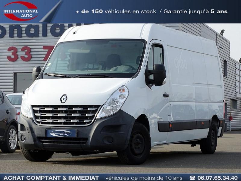 Renault Trucks MASTER FG 125.35 FG L3H2 Diesel BLANC Occasion à vendre