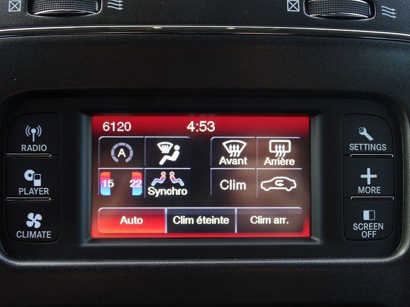 Photo 15 de l'offre de FIAT FREEMONT 2.0 MULTIJET 16V 140CH URBAN à 10790€ chez International Auto Auneau