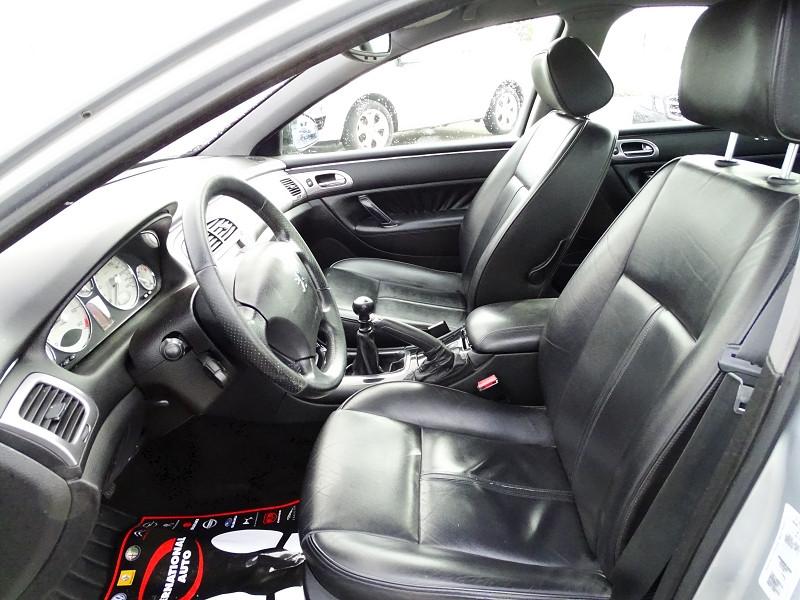 Photo 4 de l'offre de PEUGEOT 607 2.0 HDI136 FELINE FAP à 6790€ chez International Auto Auneau