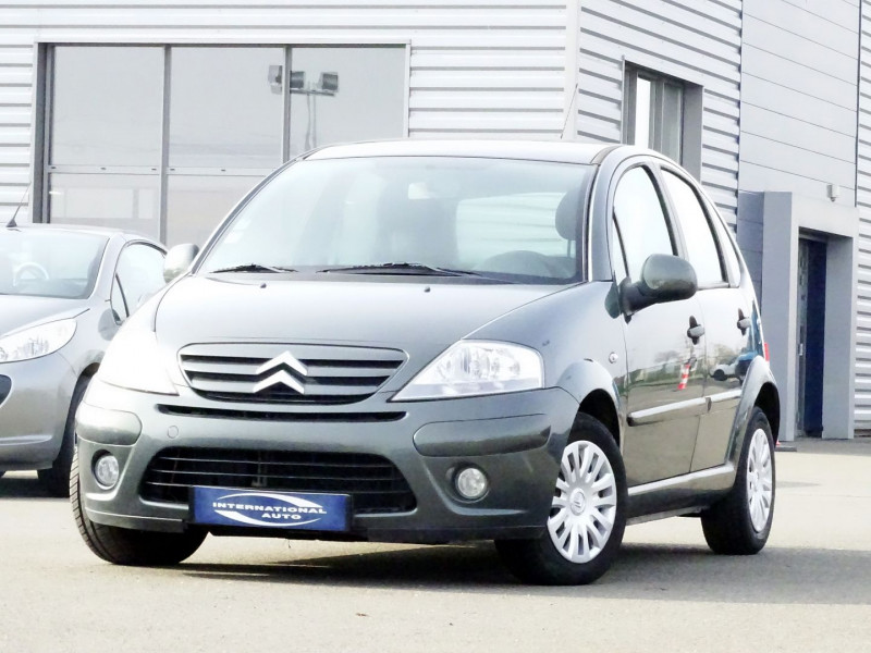 Photo 12 de l'offre de CITROEN C3 1.4 HDI70 AIRDREAM à 5390€ chez International Auto Auneau
