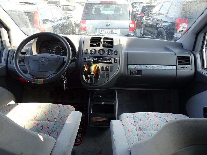 Photo 11 de l'offre de MERCEDES-BENZ CLASSE V (638) 230 TD FASHION à 5590€ chez International Auto Auneau