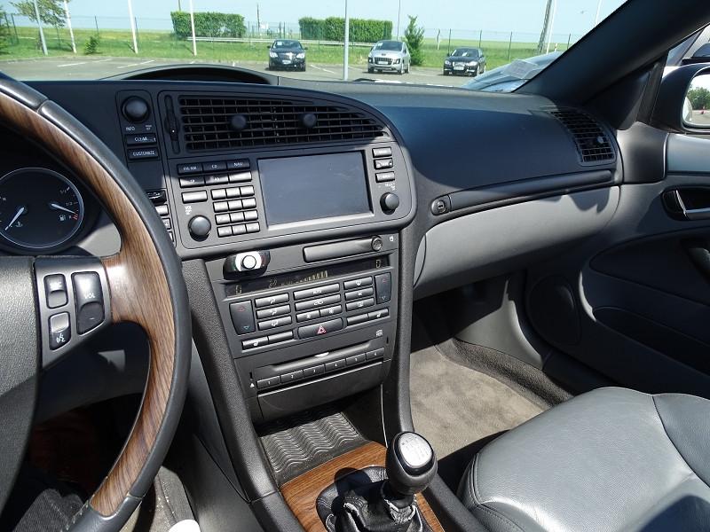 Photo 13 de l'offre de SAAB 9-3 CABRIOLET 1.9 TID150 VECTOR à 9890€ chez International Auto Auneau