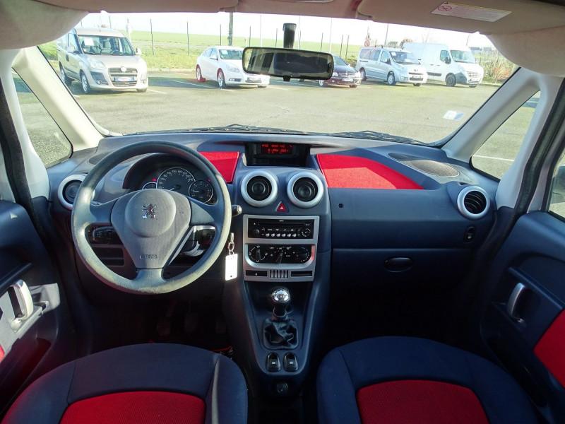 Photo 8 de l'offre de PEUGEOT 1007 1.4 HDI TRENDY à 4990€ chez International Auto Auneau