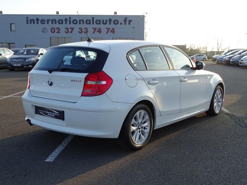 Photo 3 de l'offre de BMW SERIE 1 (E81/E87) 118D 143CH CONFORT 5P à 8790€ chez International Auto Auneau