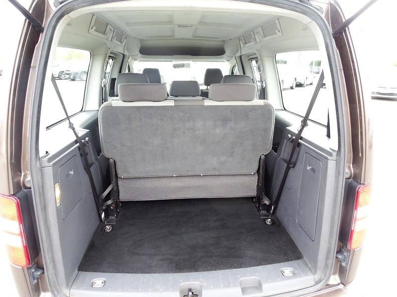 Photo 6 de l'offre de VOLKSWAGEN CADDY MAXI 1.6 TDI 102CH FAP TRENDLINE DSG7 à 12990€ chez International Auto Auneau