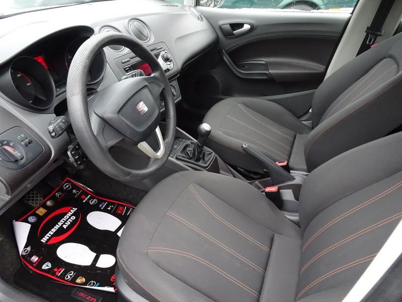Photo 3 de l'offre de SEAT IBIZA 1.2 TDI75 FAP PREFERENCE 5P à 6290€ chez International Auto Auneau