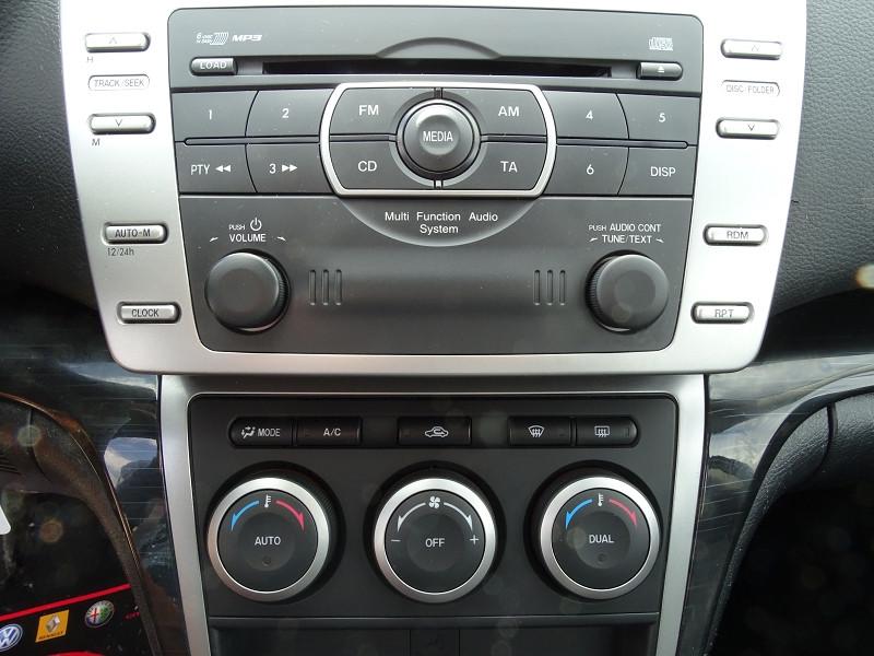 Photo 7 de l'offre de MAZDA MAZDA 6 2.2 MZR-CD125 ELEGANCE 5P à 7890€ chez International Auto Auneau