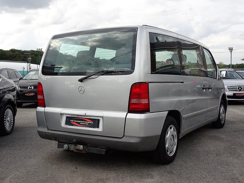 Photo 2 de l'offre de MERCEDES-BENZ CLASSE V (638) 230 TD FASHION à 5590€ chez International Auto Auneau