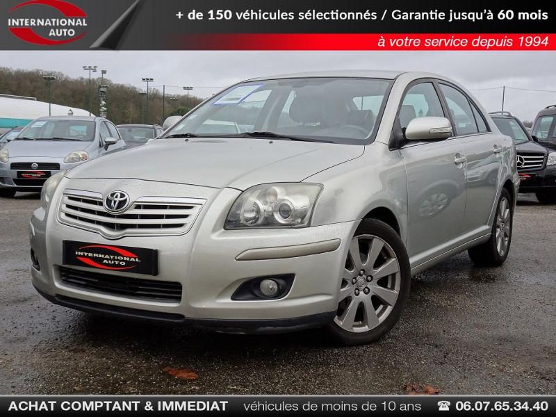 Toyota AVENSIS 126 D-4D TECHNO PACK 5P Diesel GRIS C Occasion à vendre