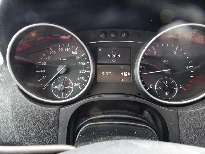 Photo 14 de l'offre de MERCEDES-BENZ CLASSE ML (W164) 280 CDI PACK LUXE à 10590€ chez International Auto Auneau