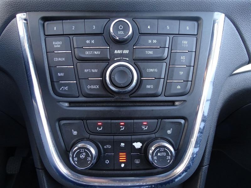 Photo 16 de l'offre de OPEL MOKKA 1.7 CDTI 130CH COSMO ECOFLEX START&STOP 4X4 à 11390€ chez International Auto Auneau