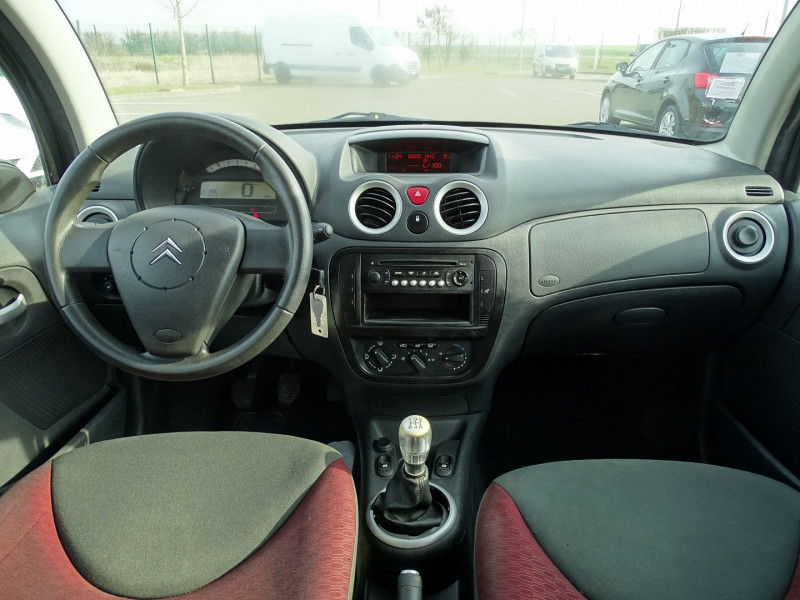 Photo 10 de l'offre de CITROEN C3 1.4 HDI70 AIRDREAM à 5390€ chez International Auto Auneau