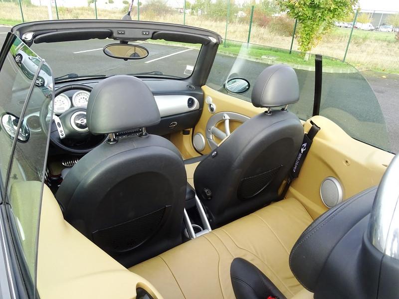 Photo 12 de l'offre de MINI CABRIO COOPER S 170CH SIDEWALK à 9890€ chez International Auto Auneau