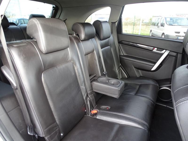 Photo 6 de l'offre de CHEVROLET CAPTIVA 2.2 VCDI163 LT+ S&S à 10790€ chez International Auto Auneau